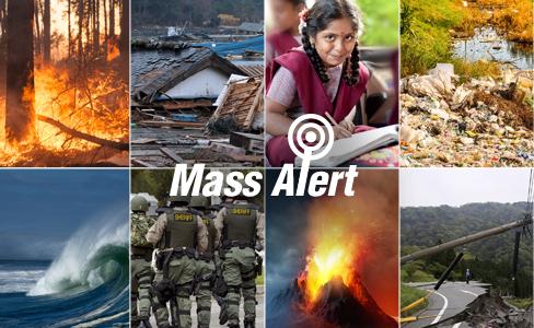 national emergency alert